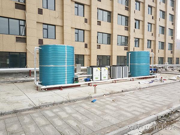 商用空气能热泵采暖