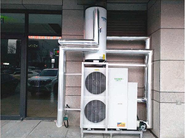 家用空气能生产厂家供应
