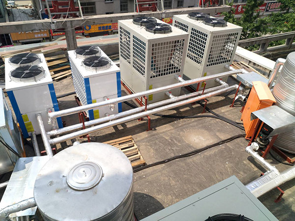 商用空气能系统