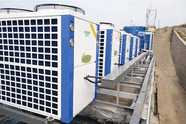 空气能冷暖热泵