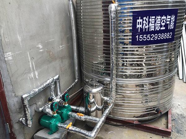 商用空气能热水系统