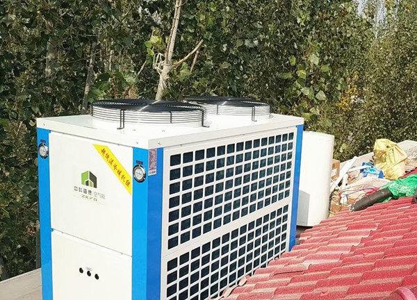 家用空气能热泵采暖