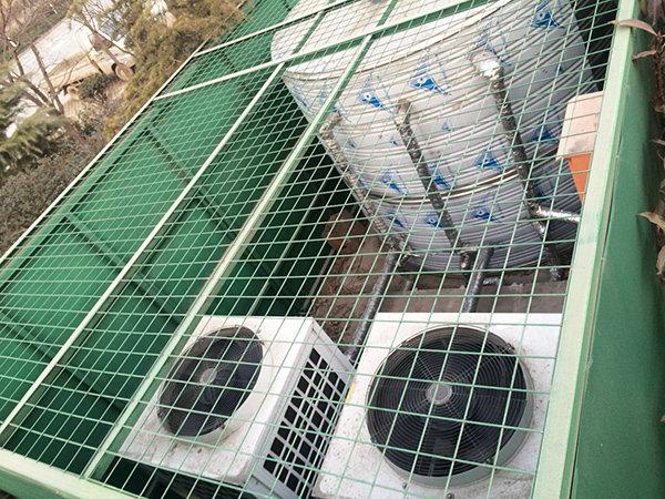 商用空气能热泵工程