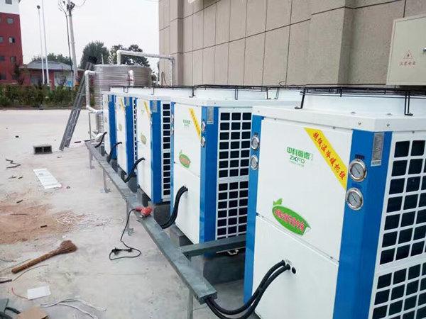 商用超低温空气能热泵