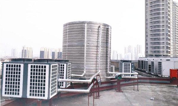 商用空气能生产厂家供应