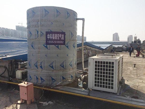 空气能热泵采暖