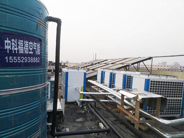 如何提高空气能热泵厂家的生产效率