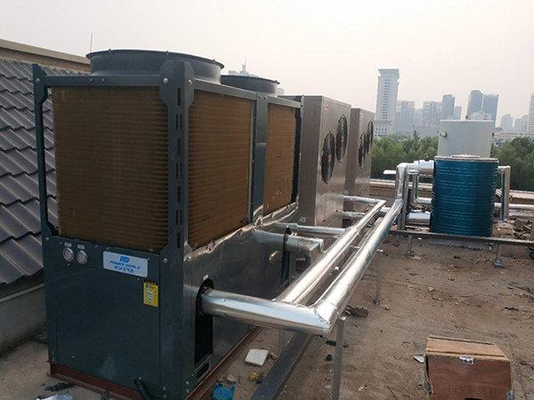 空气能热泵工程案例