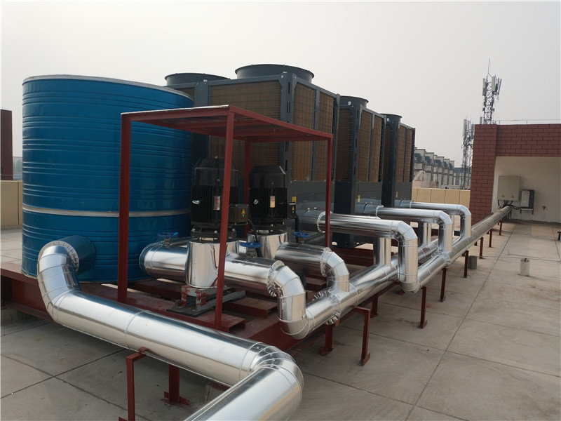空气能热泵安装案例